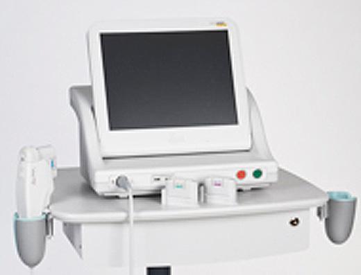ウルセラシステムに使用する機器